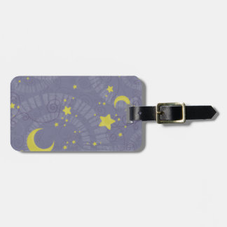 Starry Fortune Bag Tag