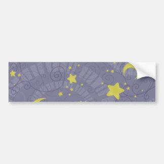 Starry Fortune Bumper Sticker