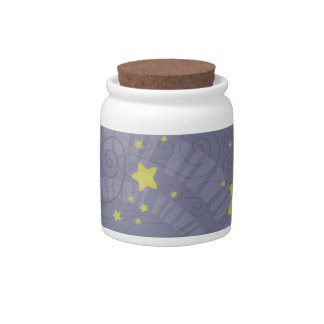 Starry Fortune Candy Jar