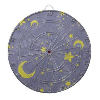 Starry Fortune Dart Board