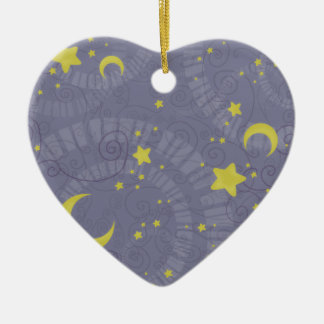 Starry Fortune Christmas Ornament