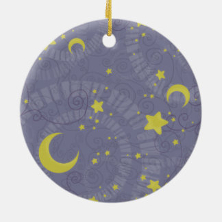 Starry Fortune Christmas Ornaments