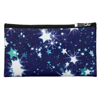 Starry Holiday Makeup Bags