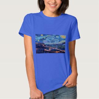 Starry Istanbul Tee Shirt