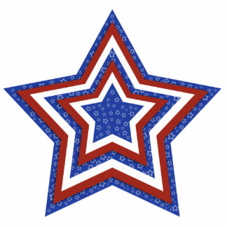 Starry Layers Cutout