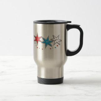 Starry Looks - A Patriotic Trio Mug