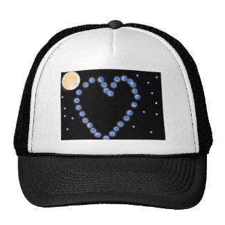 Starry love trucker hat