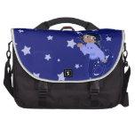 Starry Mermaid Girl Commuter Bags