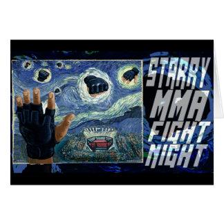 Starry MMA Fight Night Card