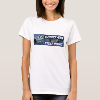Starry MMA Fight Night T-Shirt