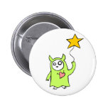 Starry Monster Pin