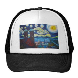 Starry Munich With Oktoberfest Trucker Hat