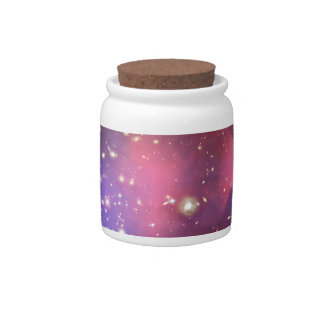 Starry Nebula Candy Jars