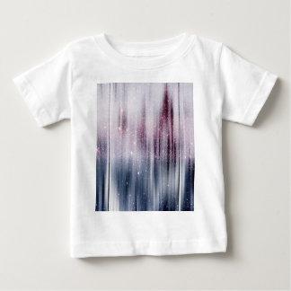 Starry Nebula Glitter Baby T-Shirt