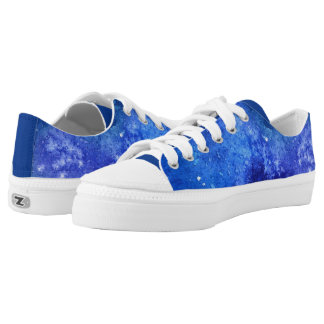 Starry Nght Low-Top Sneakers