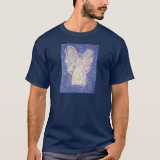 Starry Night Angel T-Shirt
