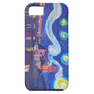 Starry night at Regensburg iPhone SE/5/5s Case