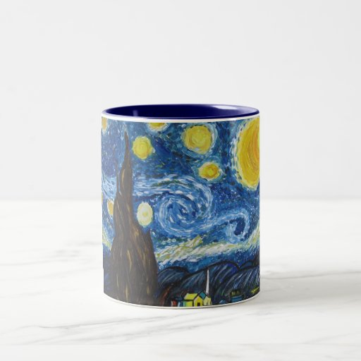 Starry Night Big Mug
