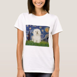 Starry Night - Bolognese 1 T-Shirt