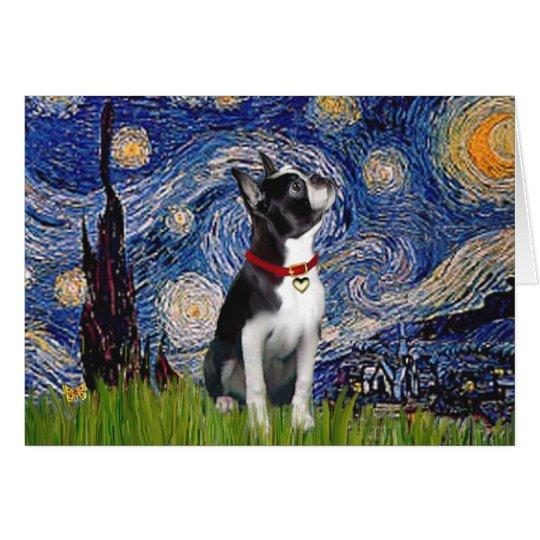 Starry Night - Boston T (2rc) Card