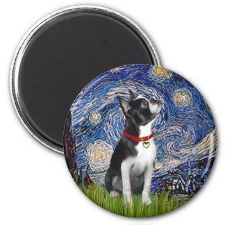 Starry Night - Boston T (2rc) Magnet