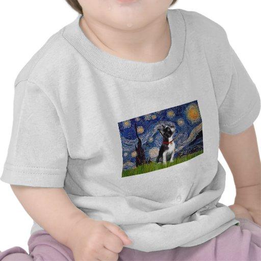 Starry Night - Boston T (2rc) Tee Shirts