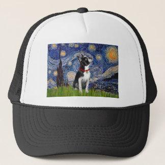 Starry Night - Boston T (2rc) Trucker Hat