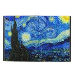 Starry Night by Van Gogh Fine Art Powis iPad Air 2 Case