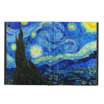 Starry Night by Van Gogh Fine Art Powis iPad Air 2 Case