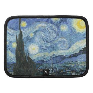 Starry Night by Van Gogh Planner