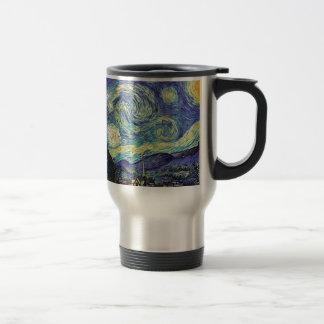 Starry Night by van Gogh Travel Mug