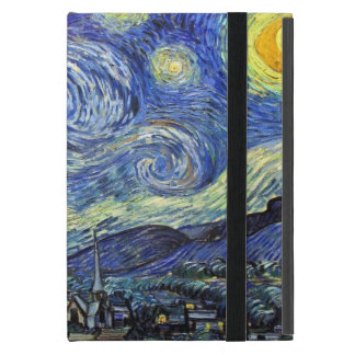 Starry Night By Vincent Van Gogh 1889 Case For iPad Mini