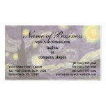 Starry Night by Vincent van Gogh Double-Sided Standard Business Cards (Pack Of 100)