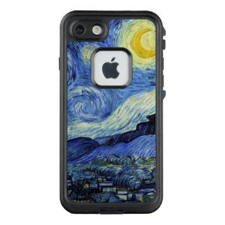 Starry Night by Vincent Van Gogh LifeProof FRĒ iPhone 7 Case