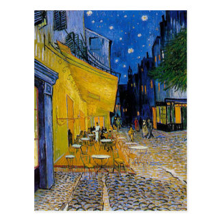 Starry Night by Vincent van Gogh Post Card