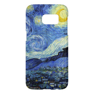 Starry Night by Vincent van Gogh Samsung Galaxy S7 Case