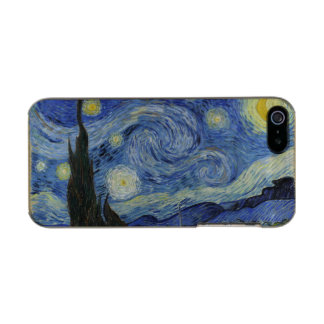 Starry Night by Vincent Van Gogh Incipio Feather® Shine iPhone 5 Case