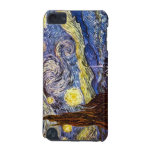 Starry Night by Vincent Willem van Gogh iPod Touch 5G Covers