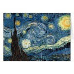 Starry Night Cards