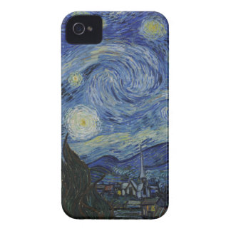 Starry Night Case-Mate iPhone 4 Case