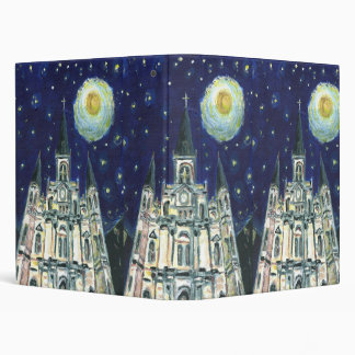 Starry Night Cathedral, Binder