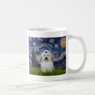 Starry Night - Coton de Tulear 2 Coffee Mug