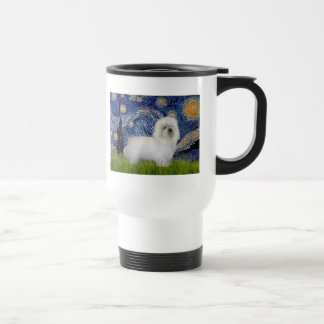 Starry Night - Coton de Tulear 5 Mug