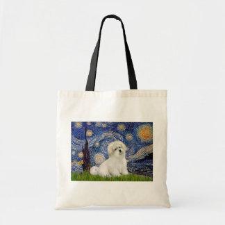 Starry Night - Coton de Tulear 7 Bags