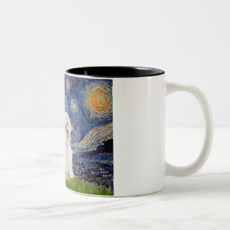 Starry Night - Coton de Tulear 7 Mugs