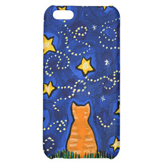Starry Night Cover For iPhone 5C
