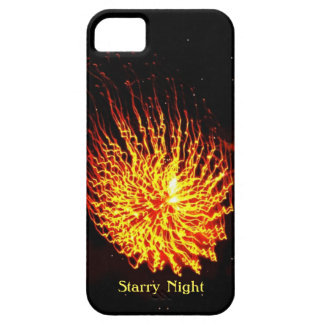 Starry Night Custom iPhone 5/5S Case
