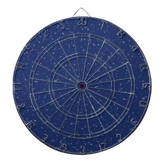 Starry Night Dart Boards