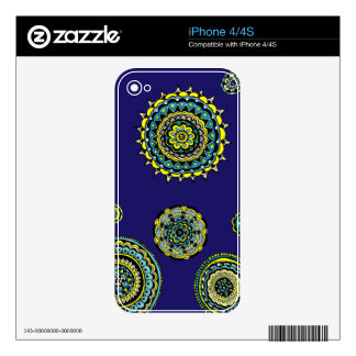 Starry Night Decals For The iPhone 4S