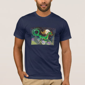 Starry Night Dragon Shirt